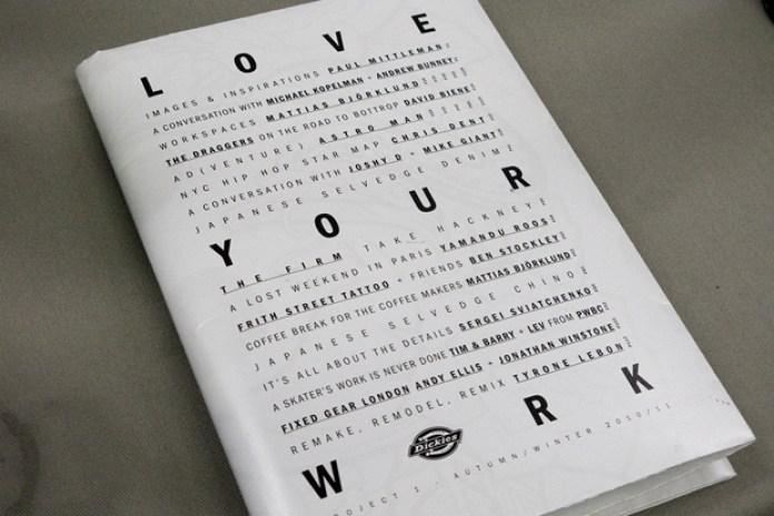 """Dickies """"Love Your Work"""" Exhibition Recap"""