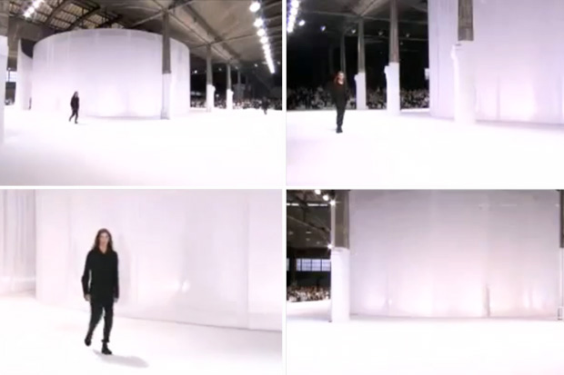 Dior Homme 2011 Spring/Summer Runway Video