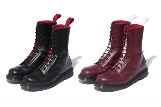Dr. Martens x swagger 10 Hole Boots