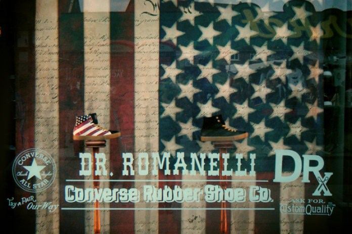 "Dr. Romanelli x Converse ""Born in the USA"" Collection Release"