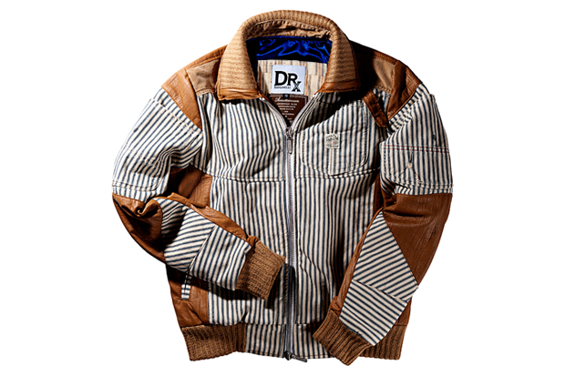 Dr Romanelli x Anachronorm 2010 Fall/Winter Jacket