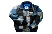 Dr. Romanelli x Anachronorm 2010 Fall/Winter Patchwork Jacket