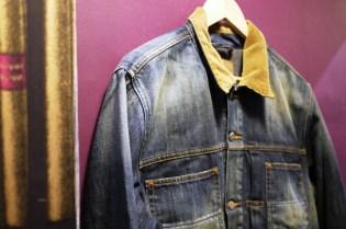 Edwin Panhead Denim Jacket