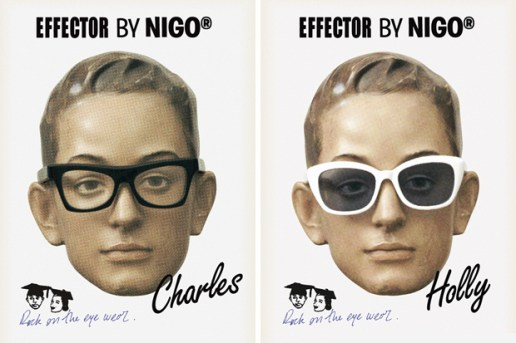 EFFECTOR by NIGO 2010 Fall Collection
