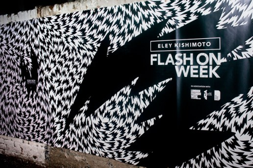 "Eley Kishimoto ""FLASH ON WEEK"" Exhibition Recap"