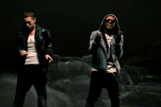 Eminem featuring Lil Wayne – No Love (Video)