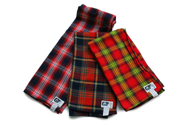 Engineered Garments 2010 Fall/Winter Scarves