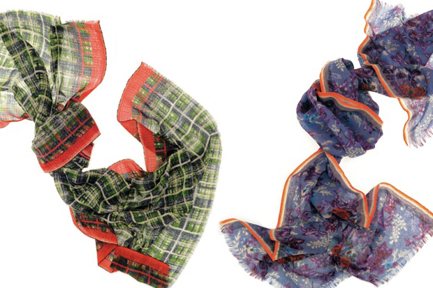 Epice 2010 Fall/Winter Scarves