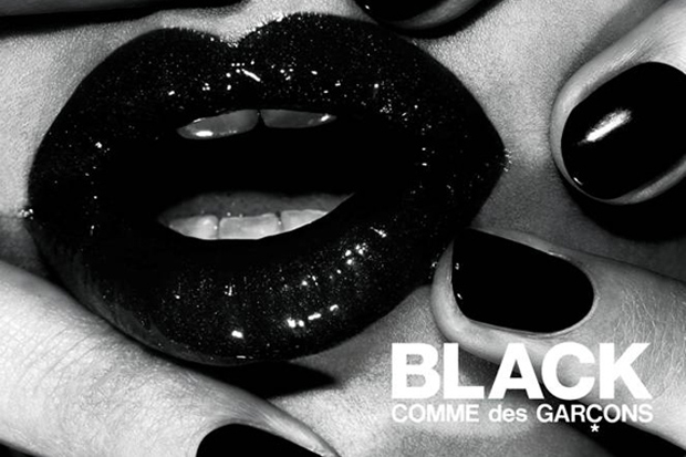Fashion's Night Out 2010 New York: BLACK COMME des GARCONS
