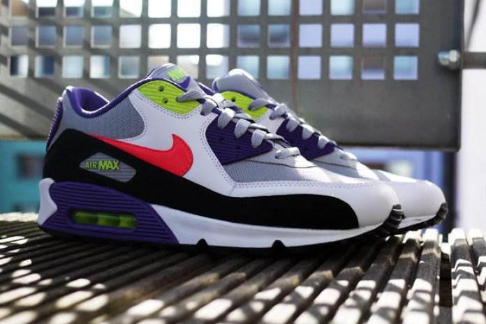 "Foot Locker x Nike Air Max 90 ""I Am The Rules"""