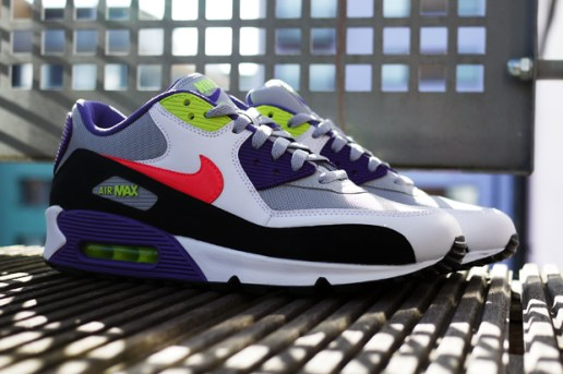 "Foot Locker x Nike Air Max 90 ""I Am The Rules"""