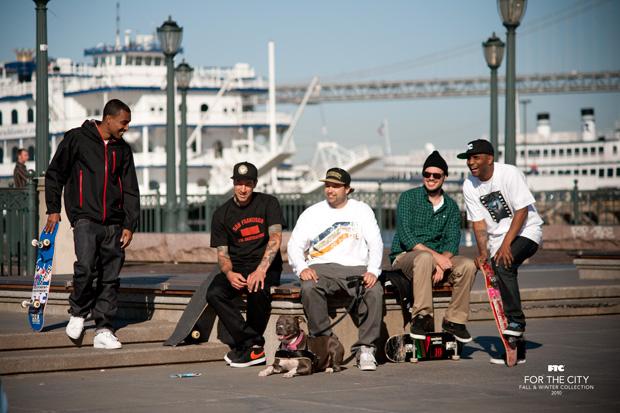 FTC 2010 Fall/Winter Lookbook