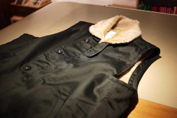 Garbstore USN Waistcoat Mod