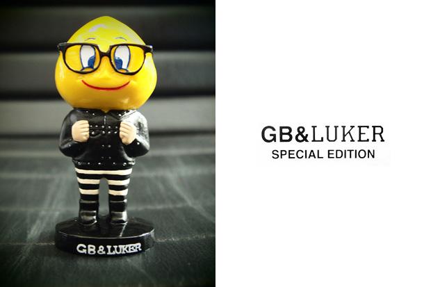 """GB & LUKER by NEIGHBORHOOD """"GB MAN"""" Figure"""