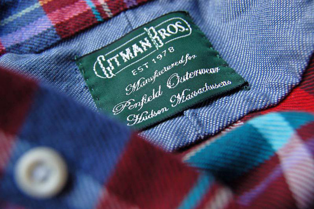 Gitman Bros. for Penfield 2010 Fall/Winter Shirts