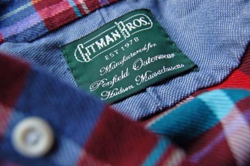 Gitman Bros. for Penfield 2010 Fall/Winter Shirts