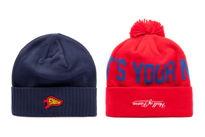 Hall of Fame x Mitchell & Ness 2010 Fall/Winter Beanies