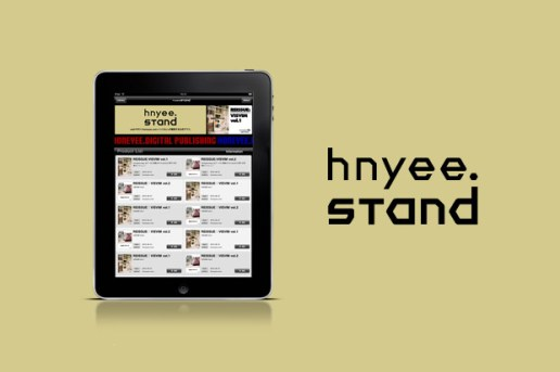 hnyee.STAND iPad App