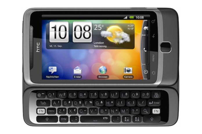 HTC Desire HD / Z