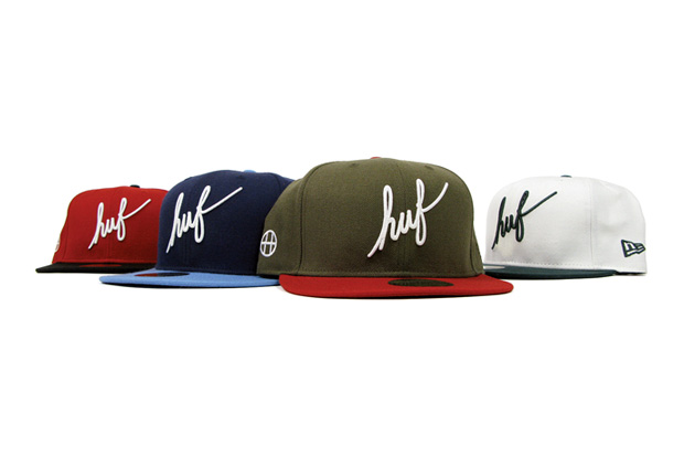 HUF 2010 Fall/Winter Collection