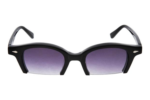MIHARAYASUHIRO x Husam el Odeh Cut Away Sunglasses