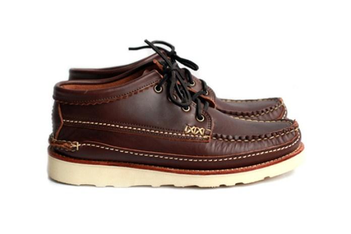 INVENTORY x Yuketen Maine Guide Shoe