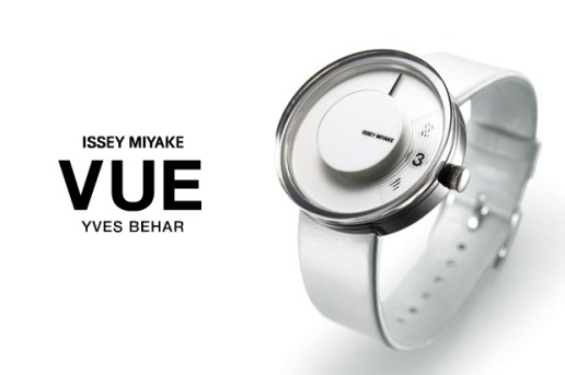 Yves Behar for Issey Miyake Vue Watch - A Closer Look