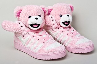 "Jeremy Scott x adidas Originals by Originals 2011 Spring/Summer ""Teddy Bears"" Further Look"