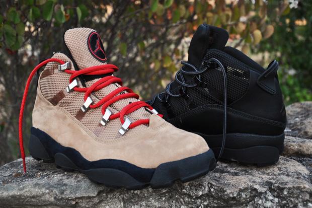Air Jordan 2010 Fall Winterized 6 Rings