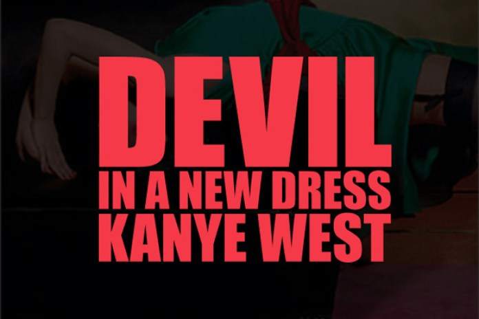 Kanye West – Devil In A New Dress