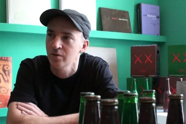KAWS x Dos Equis Interview