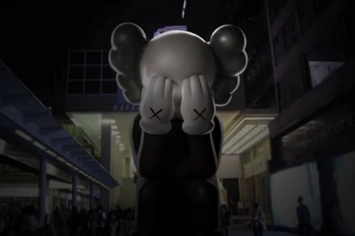 "KAWS ""PassingThrough"" Exhibition Video"