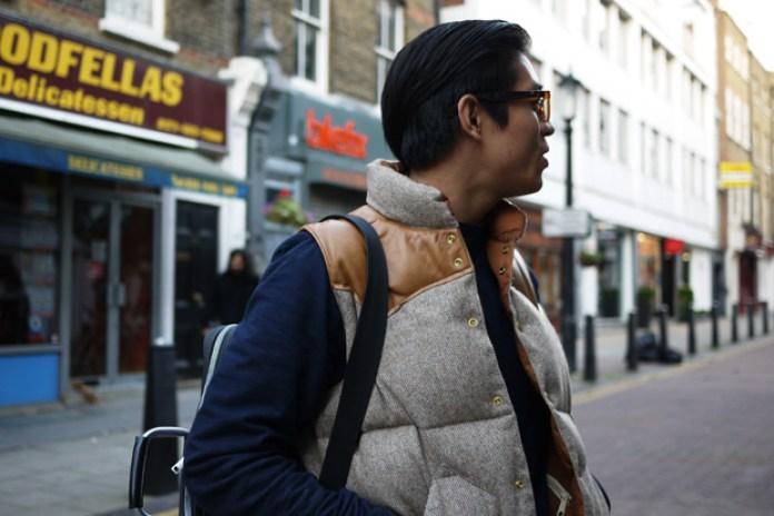 Streetsnaps: Layered