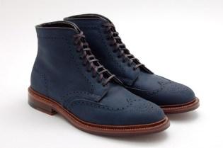 Leffot x Alden Greenwich Boot