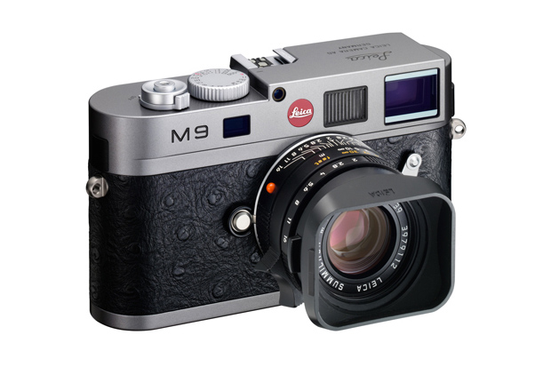 Leica M9 Ostrich Leather Limited Edition