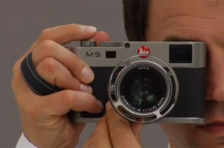 Leica M9 Titanium Video
