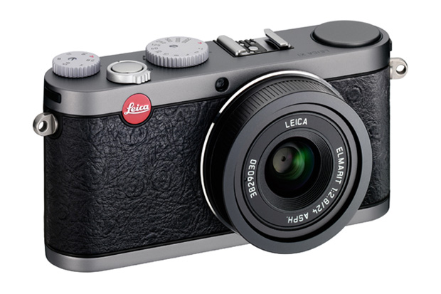 Leica X1 Black Embossed Ostrich Limited Edition