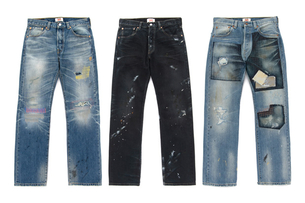 Levi's Japan 501 New Releases