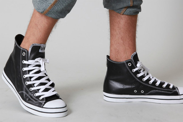 Lucien Pellat-Finet 2010 Fall/Winter EMB Monogram Sneaker