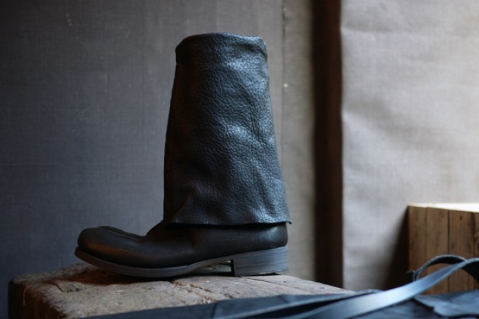 M.A+ Central Stitch High Boot