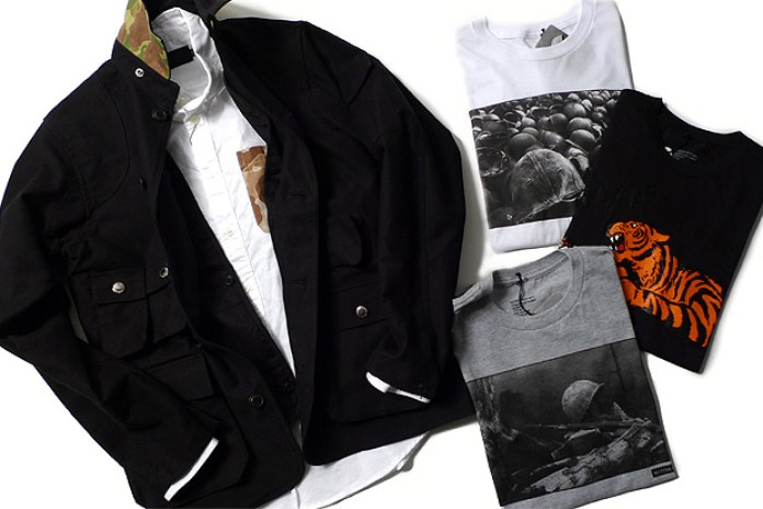 "Maiden Noir 2010 Fall/Winter ""Wasted Youth"" Collection"