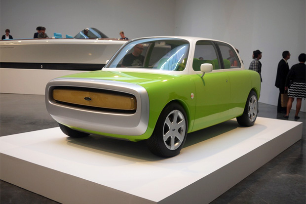 "Marc Newson ""Transport"" Exhibition Video"