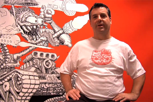 Mark Dean Veca x The Hundreds Video