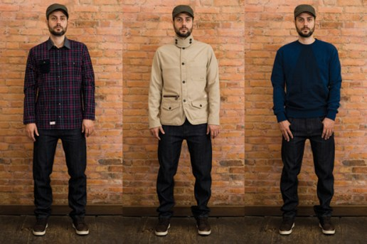 Marshall Artist 2010 Fall/Winter Lookbook