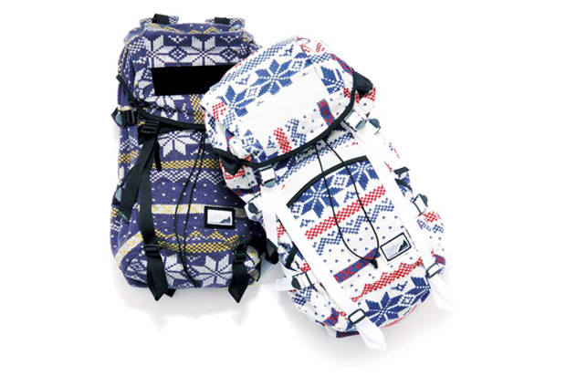 master-piece 2010 Fall/Winter Nordic Backpack