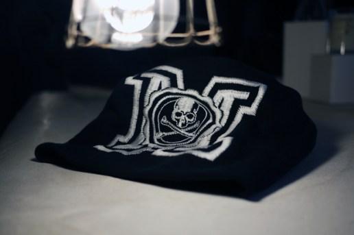 mastermind JAPAN College Skull Beanie