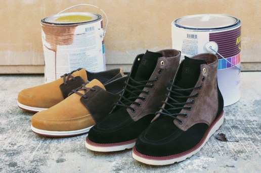 Mighty Healthy x etnies Plus 2011 Spring Collection