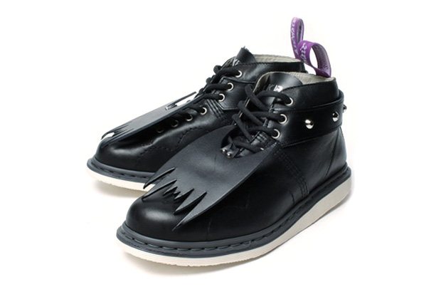 "MILK BOY ""Bat Wings"" Dr. Martens Custom Boot"