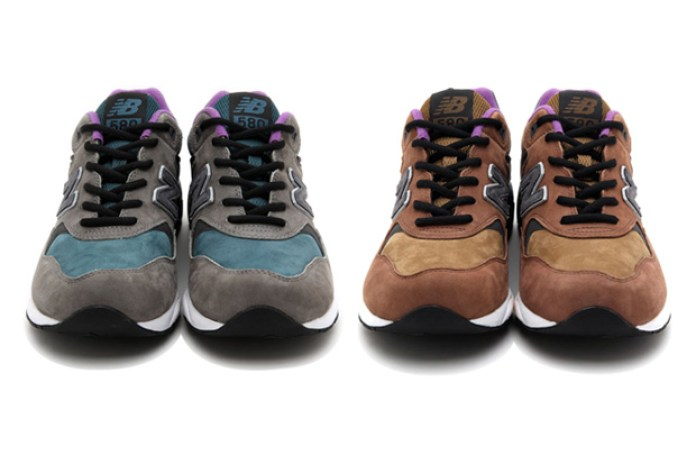 mita sneakers x HECTIC x New Balance 10th Anniversary MT580 Third Drop