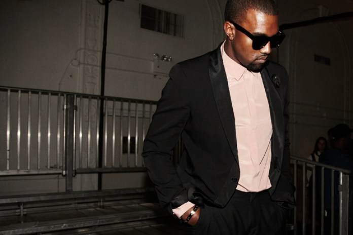 Streetsnaps: Mr. West is in the Building